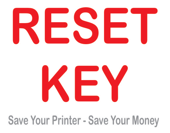 Printer Reset Key
