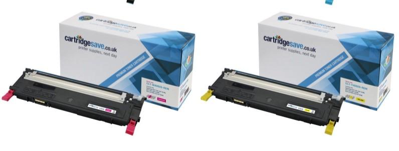 Samsung CLP-310 toner cartridge