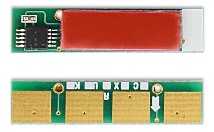 Samsung CLP-310 toner chip